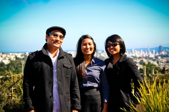 The 3 siblings.