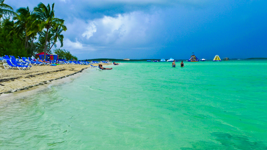 Coco Cay Bahamas Ollie Neglerio Life All Of The Above - Coco cay weather
