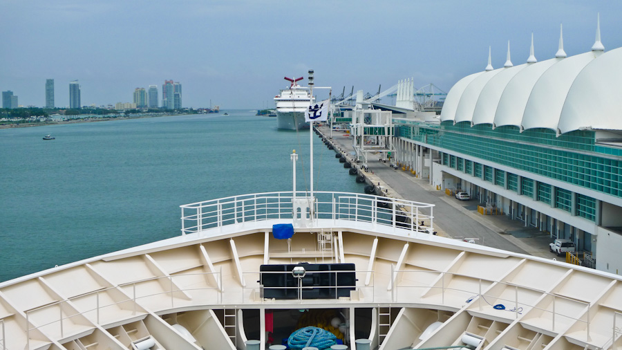 Royal Caribbean Cruise Line Port Of Miami Pictures