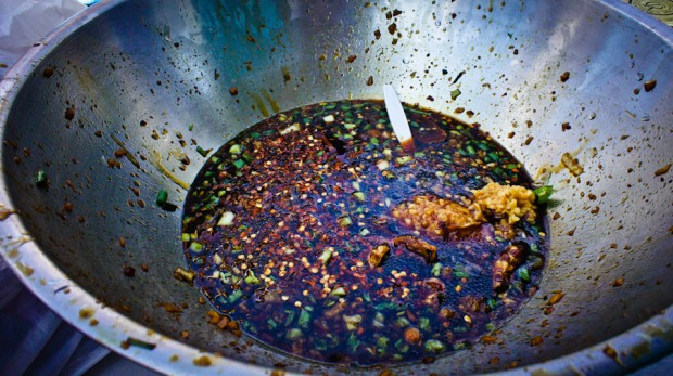 """Jon Jon's secret recipe for his """"Charger Chicken""""!!!!"""