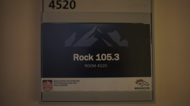 Rock 105.3 represent!!!